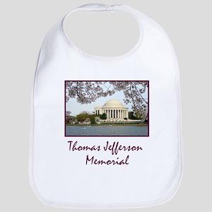 Thomas Jefferson Memorial Bib
