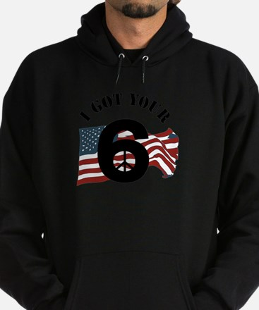 I GOT YOUR 6 Hoodie