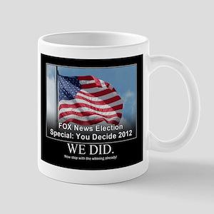 Fox News, Stop Whining! Mug