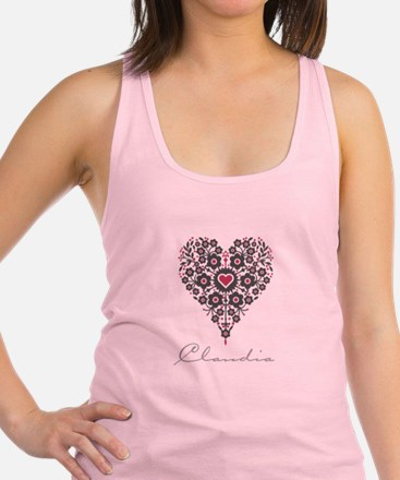 Love Claudia Racerback Tank Top