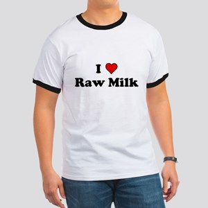 I Heart Raw Milk T-Shirt