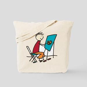 Artist Extraoidenaire Tote Bag