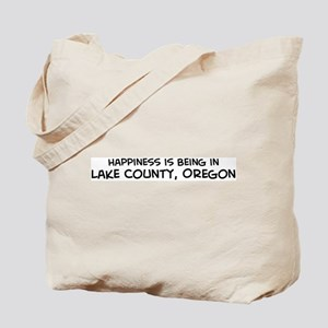 Lake County - Happiness Tote Bag