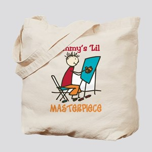 Mommy's 'Lil Masterpiece Tote Bag