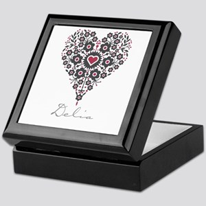 Love Delia Keepsake Box
