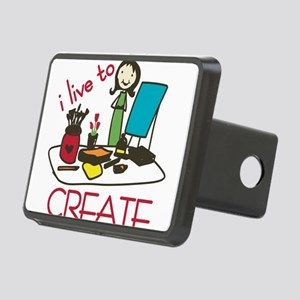 Live To Create Hitch Cover