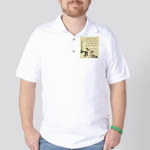 What You Do Not Want - Confucius Polo Shirt