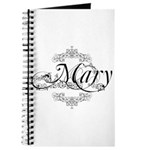 Personalized Mary Design Journal