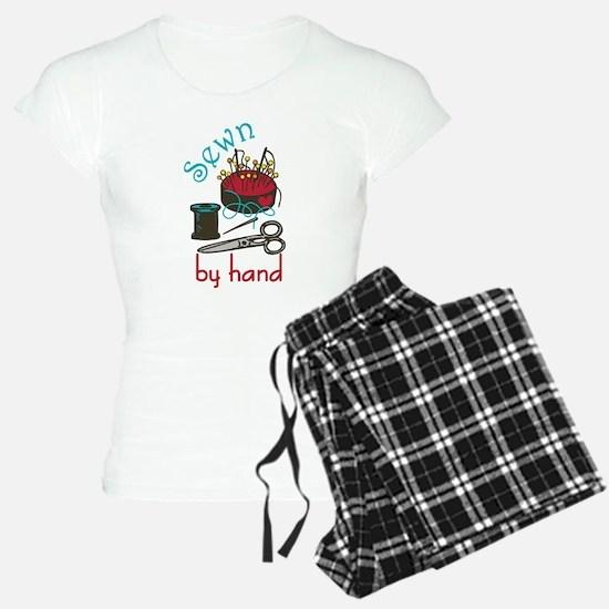 Sewn By Hand Pajamas