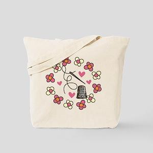 Thimble Tote Bag