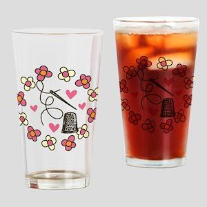 Thimble Drinking Glass