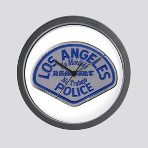 LAPD Rampart Division Wall Clock