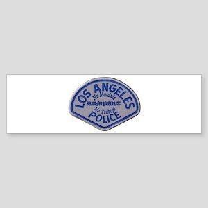 LAPD Rampart Division Bumper Sticker