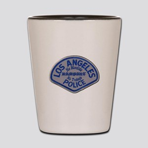 LAPD Rampart Division Shot Glass