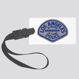 LAPD Rampart Division Luggage Tag