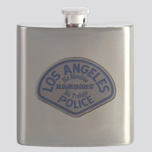 LAPD Rampart Division Flask