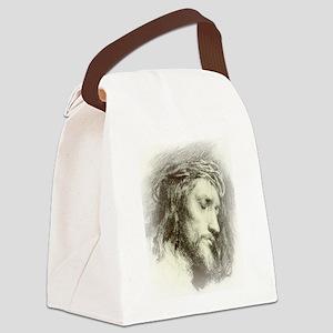 Ecce Homo Canvas Lunch Bag