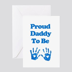 prouddaddy Greeting Cards