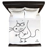 badrat King Duvet