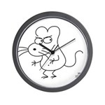 badrat Wall Clock