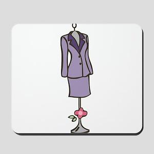 Dress Mannequin Mousepad