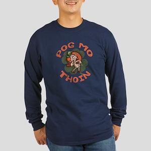 Magically Delicious Connie Long Sleeve Dark T-Shir