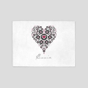Love Essie 5'x7'Area Rug