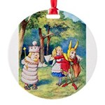 Alice TTLG008.png Round Ornament