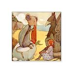 Alice in Wonderland014 SQ.png Square Sticker 3