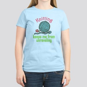 Keeps Me From Unraveling T-Shirt