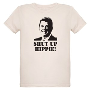 dbd3c827be4f2 Ronald Reagan Organic Kids T-Shirts - CafePress