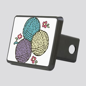 Yarn Trio Hitch Cover