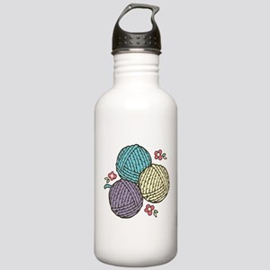 Yarn Trio Water Bottle