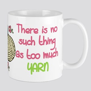 Too Much Yarn Mug
