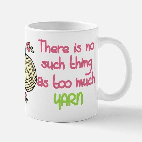 Too Much Yarn Mug