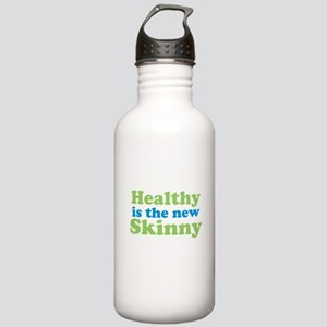 Healthy is the new Skinny Water Bottle