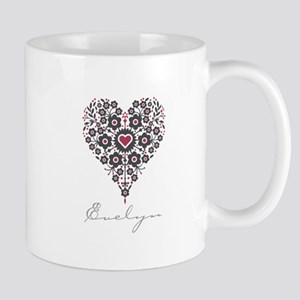 Love Evelyn Mug
