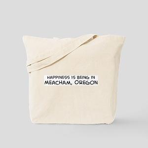 Meacham - Happiness Tote Bag