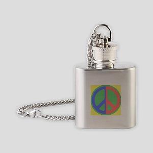 ADTAg Logo Flask Necklace