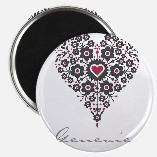 Love Genevieve Magnet