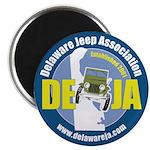 """DEJA Logo 2.25"""" Magnet"""