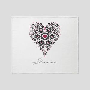 Love Grace Throw Blanket