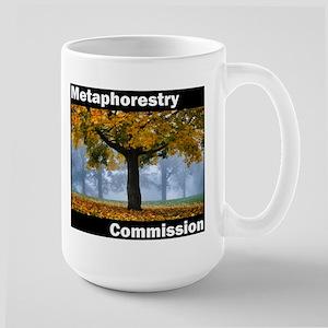 Metaphorestry Commission Square Mug