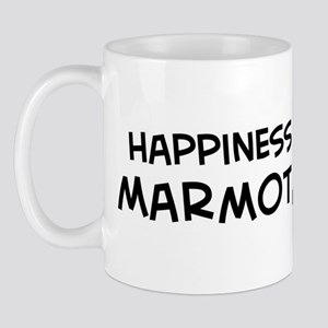 Marmot - Happiness Mug