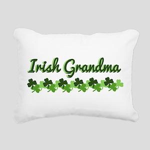 Irish Grandma Rectangular Canvas Pillow