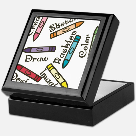 Draw Keepsake Box