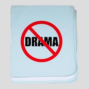 No Drama baby blanket