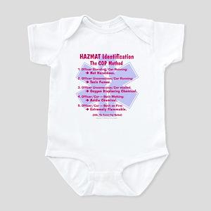 Hazmat ID - Cop Method Infant Bodysuit
