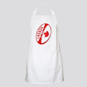 Canadian Rugby Ball Apron