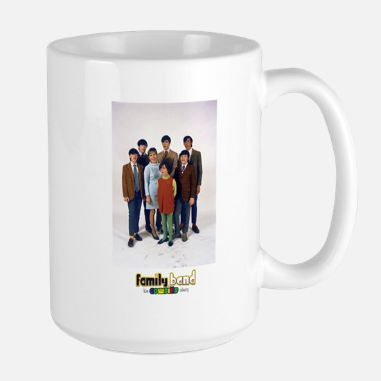 The Cowsills Family Band Mugs